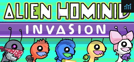 Alien Hominid Invasion System Requirements