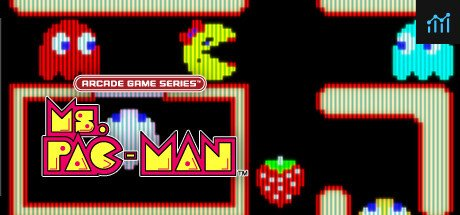 ARCADE GAME SERIES: Ms. PAC-MAN System Requirements