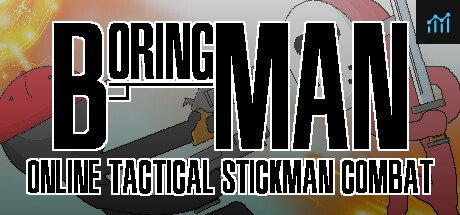 Boring Man - Online Tactical Stickman Combat System Requirements