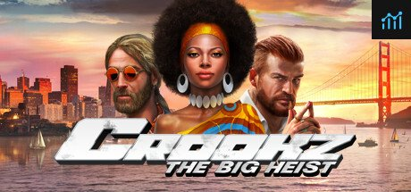 Crookz - The Big Heist System Requirements