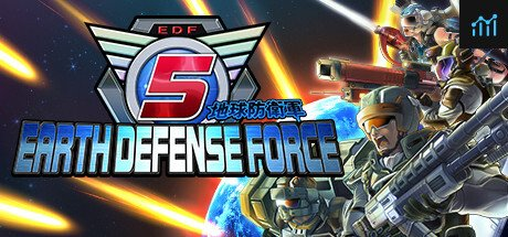 EARTH DEFENSE FORCE 5 System Requirements