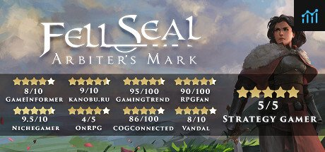 Fell Seal: Arbiter's Mark System Requirements