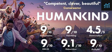 HUMANKIND™ System Requirements