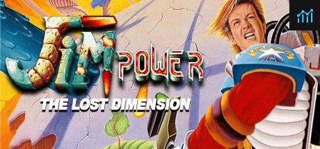 Jim Power -The Lost Dimension System Requirements