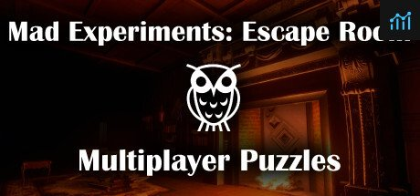 Mad Experiments: Escape Room System Requirements