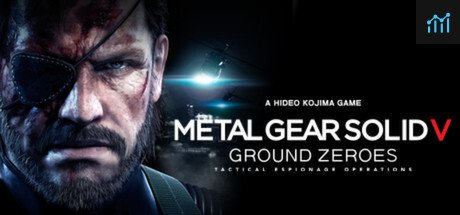 METAL GEAR SOLID V: GROUND ZEROES System Requirements