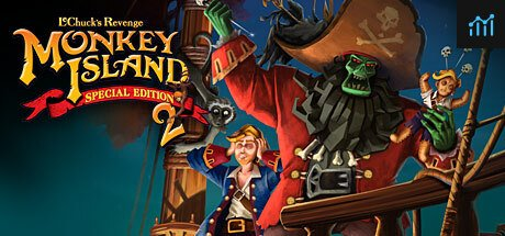 Monkey Island 2 Special Edition: LeChuck's Revenge System Requirements