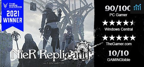 NieR Replicant™ ver.1.22474487139... System Requirements