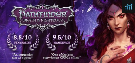 Pathfinder: Wrath of the Righteous System Requirements