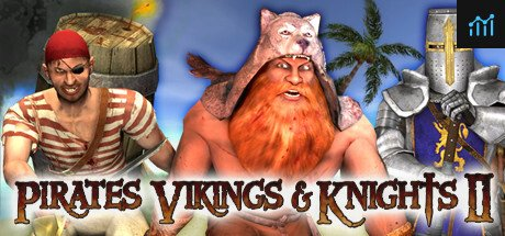 Pirates, Vikings, and Knights II System Requirements