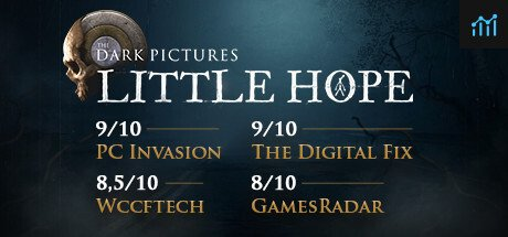 The Dark Pictures Anthology: Little Hope System Requirements